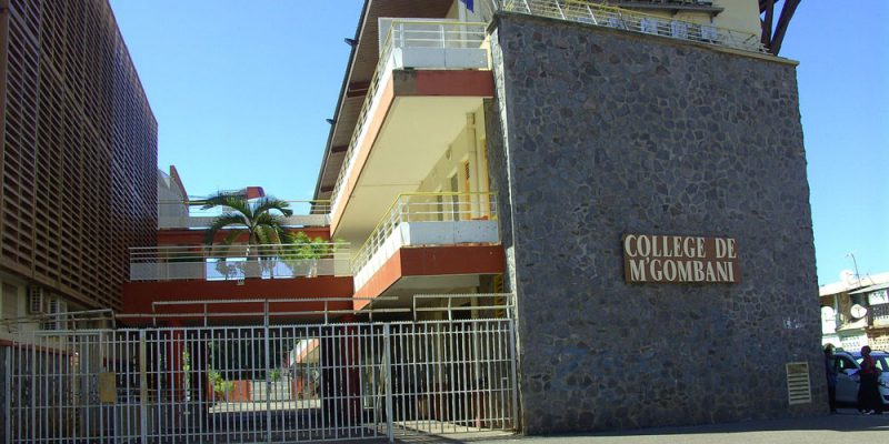 collège de Mgombani